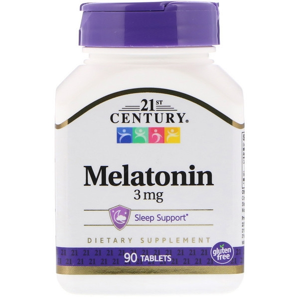 Melatonin Effects: Vita-melatonin - instructions, indications and contraindications