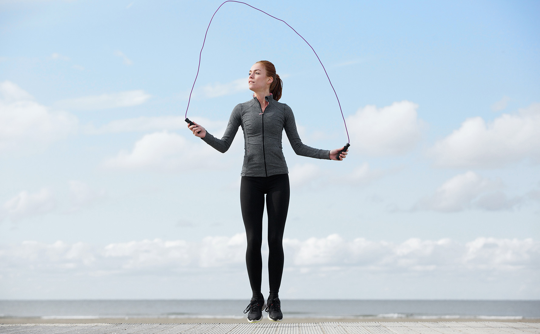 double under jump rope