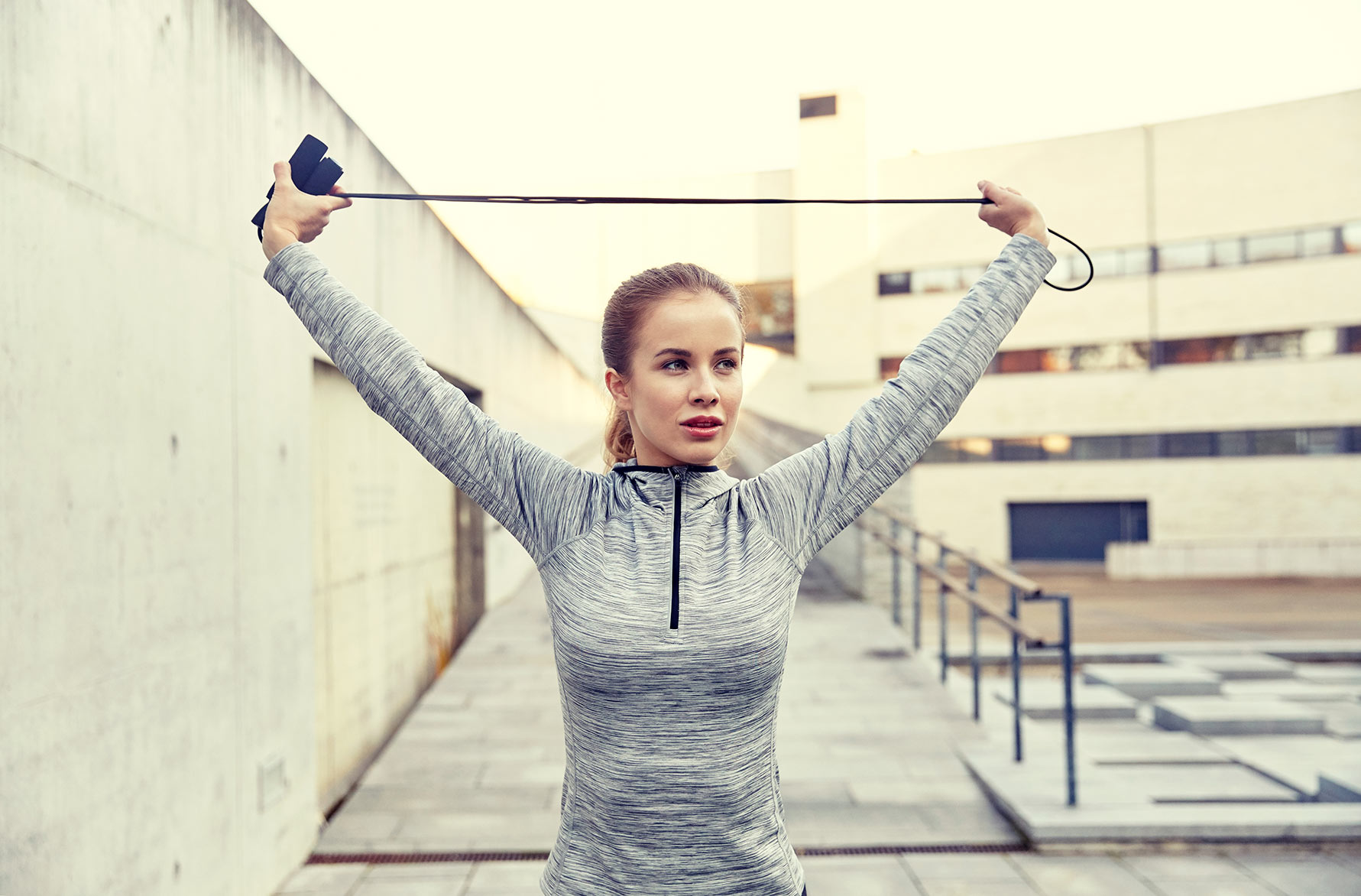 how to do a double under jump rope