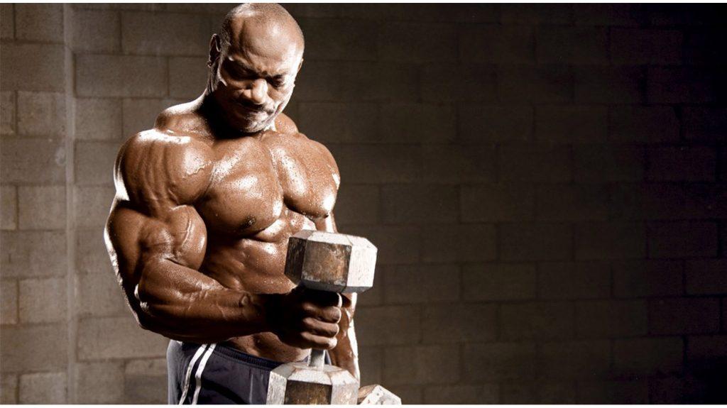 dexter jackson and steroids